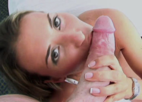 Gigi Sweet bounces on a big dick